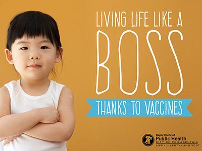 Vaccine Reminder Postcards