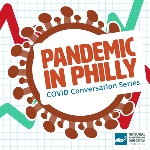 Pandemic in Philly Video Podcast Branding